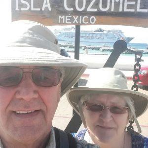 Ken & Victoria Hatton in Mexico 2017