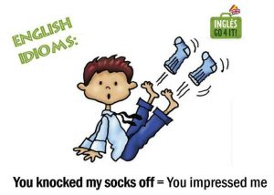 Knocked your socks off